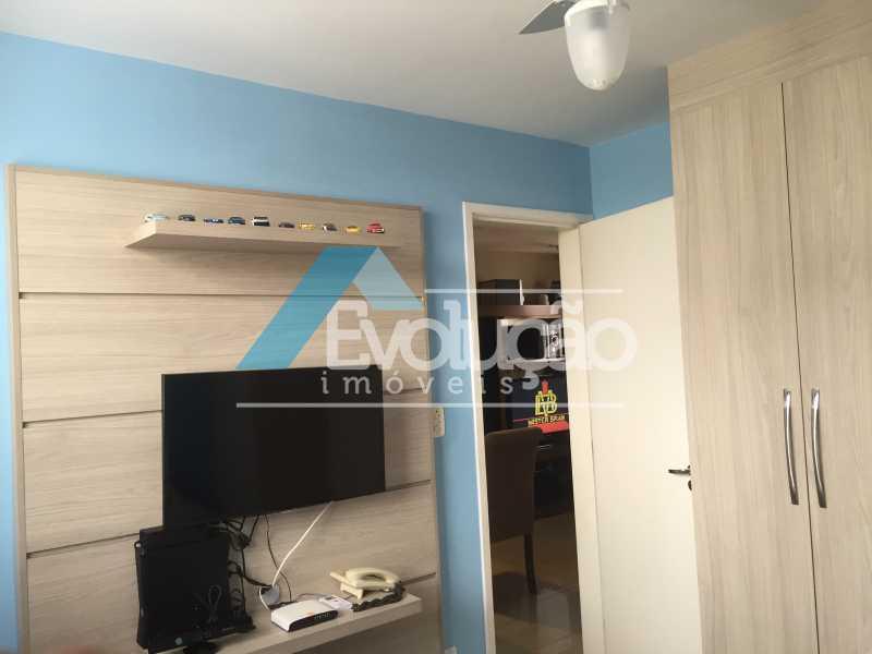 F - Apartamento 2 quartos à venda Inhoaíba, Rio de Janeiro - R$ 125.000 - V0070 - 18