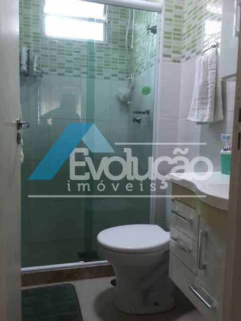 F - Apartamento 2 quartos à venda Inhoaíba, Rio de Janeiro - R$ 125.000 - V0070 - 21