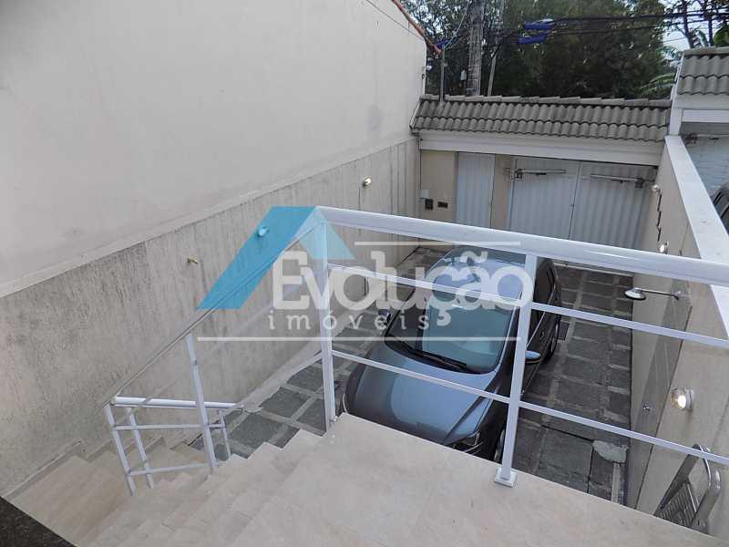 ENTRADA DA CASA - CASA JARDIM SILVESTRE CAMPO GRANDE RJ - V0002 - 4