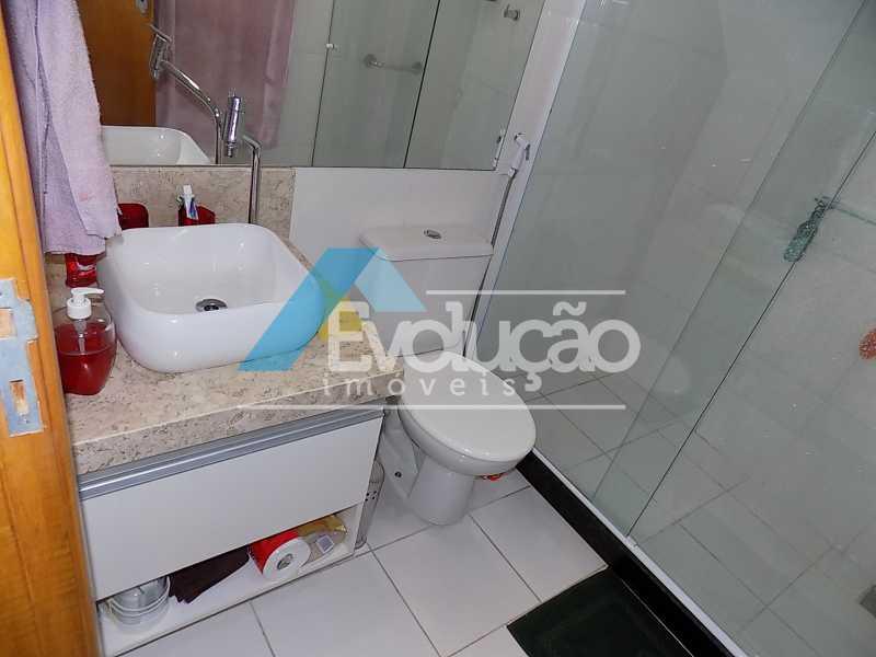 BANHEIRO SOCIAL - CASA JARDIM SILVESTRE CAMPO GRANDE RJ - V0002 - 8