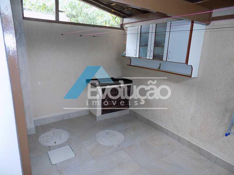 ÁREA DE SERVIÇO - CASA JARDIM SILVESTRE CAMPO GRANDE RJ - V0002 - 16