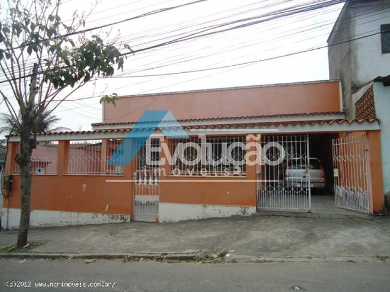 ea1351345732 - Casa 3 quartos à venda Campo Grande, Rio de Janeiro - R$ 500.000 - V0080 - 1