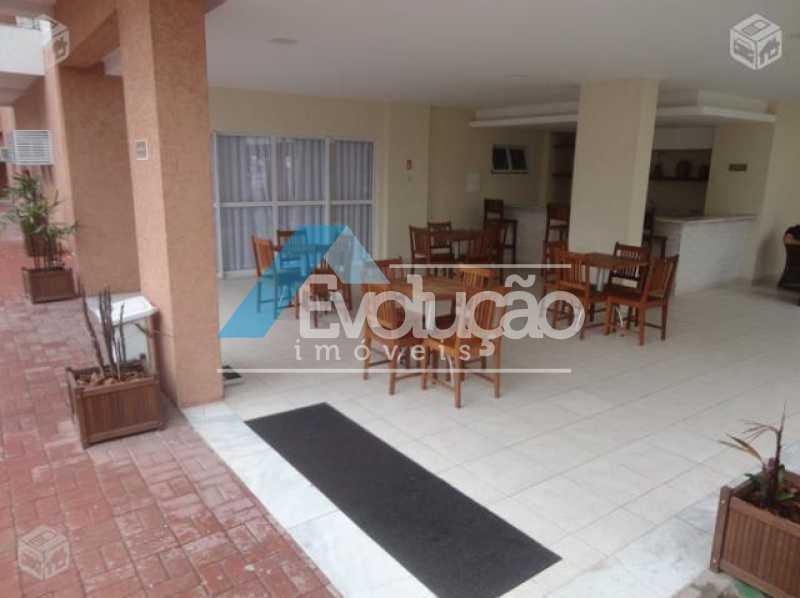 872413104687283 - Apartamento 2 quartos à venda Campo Grande, Rio de Janeiro - R$ 380.000 - V0081 - 1