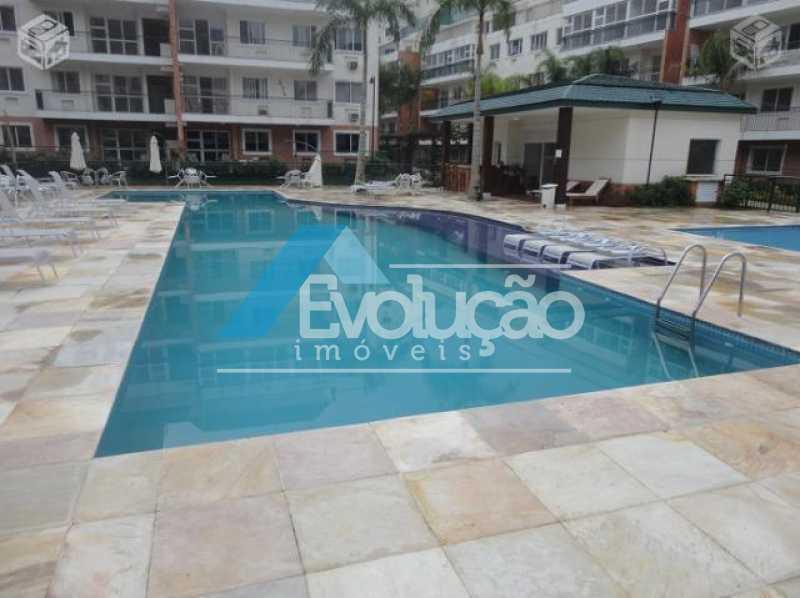 879413100594007 - Apartamento 2 quartos à venda Campo Grande, Rio de Janeiro - R$ 380.000 - V0081 - 14