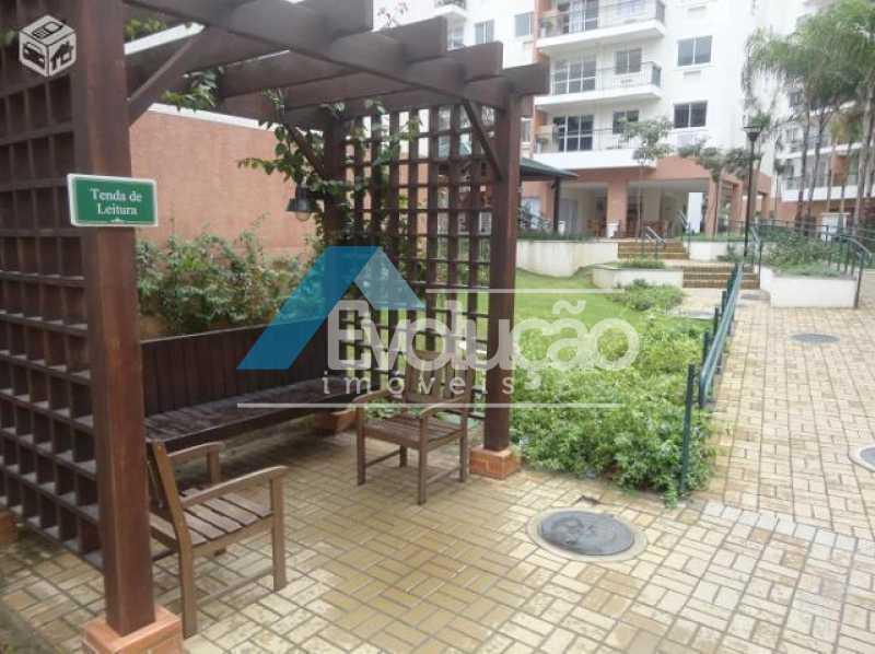 879413109117326 - Apartamento 2 quartos à venda Campo Grande, Rio de Janeiro - R$ 380.000 - V0081 - 15
