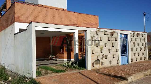 1 - Casa de Vila à venda Rua Didyo Pacheco,Mont Serrat, Teixeira de Freitas - R$ 350.000 - AECV30001 - 3