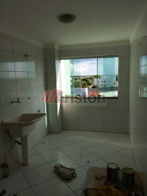 lineicio APTO merc paizao - Apartamento Jardim Caraípe,Teixeira de Freitas,BA Para Alugar,3 Quartos - AEAP30006 - 22