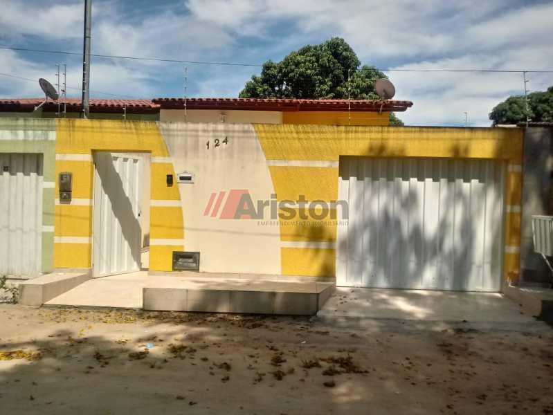 WhatsApp Image 2019-01-04 at 1 - Casa Nova Canaã,Teixeira de Freitas,BA À Venda - AECA00016 - 1