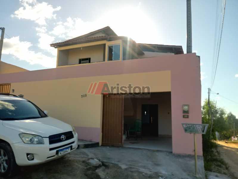 20200729_153013_HDR - Casa 2 quartos para alugar Bonadiman, Teixeira de Freitas - R$ 800 - AECA20053 - 3