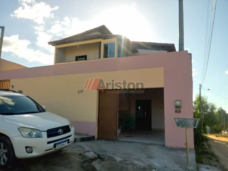 20200729_153013_HDR - Casa 2 quartos para alugar Bonadiman, Teixeira de Freitas - R$ 800 - AECA20053 - 1