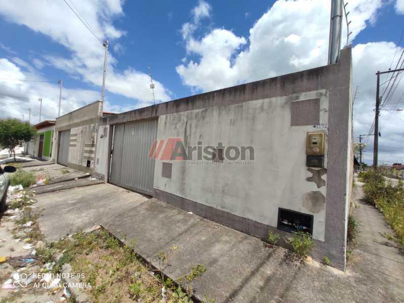 WhatsApp Image 2020-12-28 at 1 - Casa 2 quartos para alugar Liberdade I, Teixeira de Freitas - R$ 500 - AECA20055 - 1