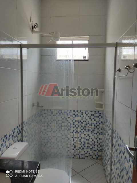 WhatsApp Image 2020-12-28 at 1 - Casa 2 quartos para alugar Liberdade I, Teixeira de Freitas - R$ 500 - AECA20055 - 13