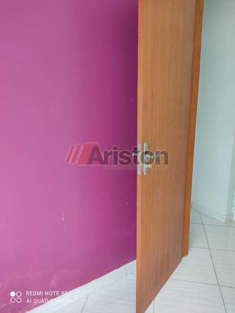 WhatsApp Image 2020-12-28 at 1 - Casa 2 quartos para alugar Liberdade I, Teixeira de Freitas - R$ 500 - AECA20055 - 17