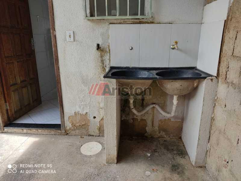 WhatsApp Image 2020-12-28 at 1 - Casa 2 quartos para alugar Liberdade I, Teixeira de Freitas - R$ 500 - AECA20055 - 29