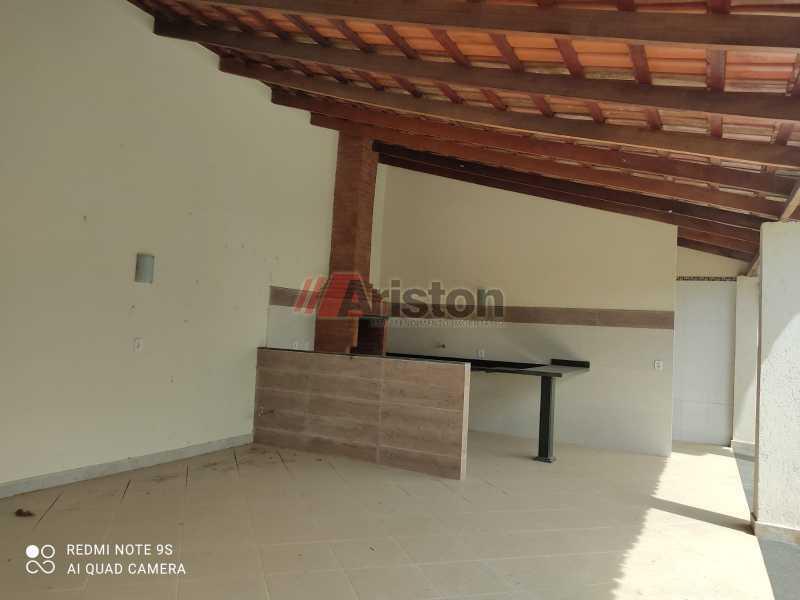 WhatsApp Image 2021-01-27 at 0 - Casa para venda e aluguel Monte Castelo, Teixeira de Freitas - R$ 300.000 - AECA00020 - 6