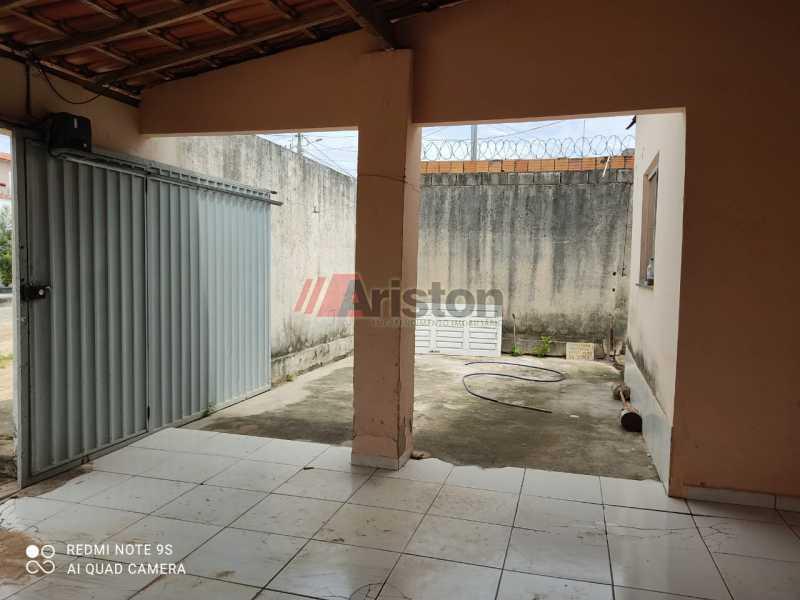 WhatsApp Image 2021-02-19 at 1 - Casa 3 quartos para alugar Bonadiman, Teixeira de Freitas - R$ 800 - AECA30056 - 1