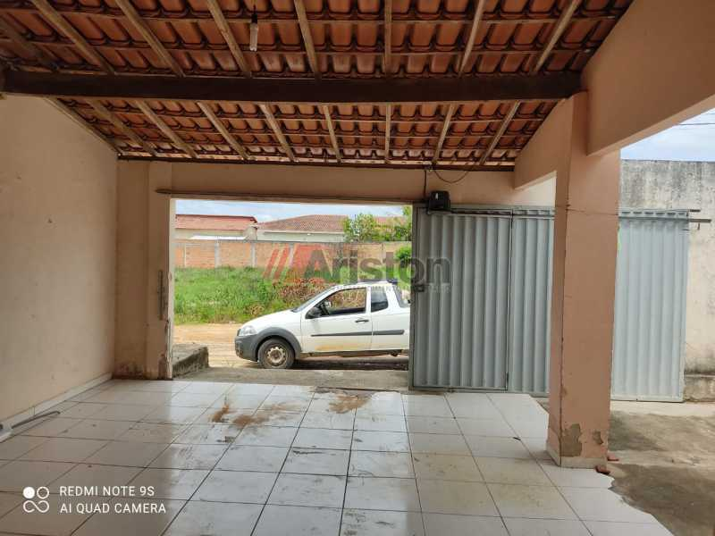 WhatsApp Image 2021-02-19 at 1 - Casa 3 quartos para alugar Bonadiman, Teixeira de Freitas - R$ 800 - AECA30056 - 3