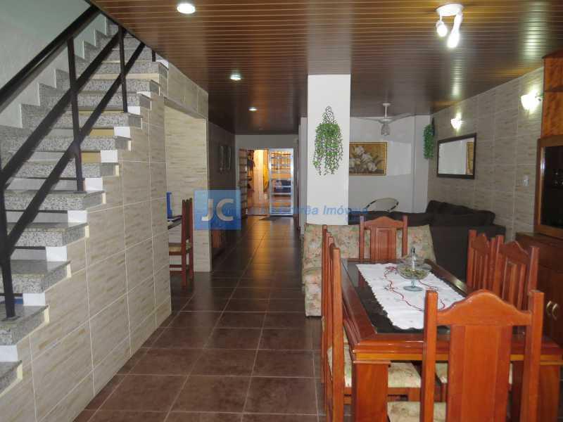01 - Casa em Condomínio à venda Rua Juruviara,Méier, Rio de Janeiro - R$ 800.000 - CBCN30003 - 1