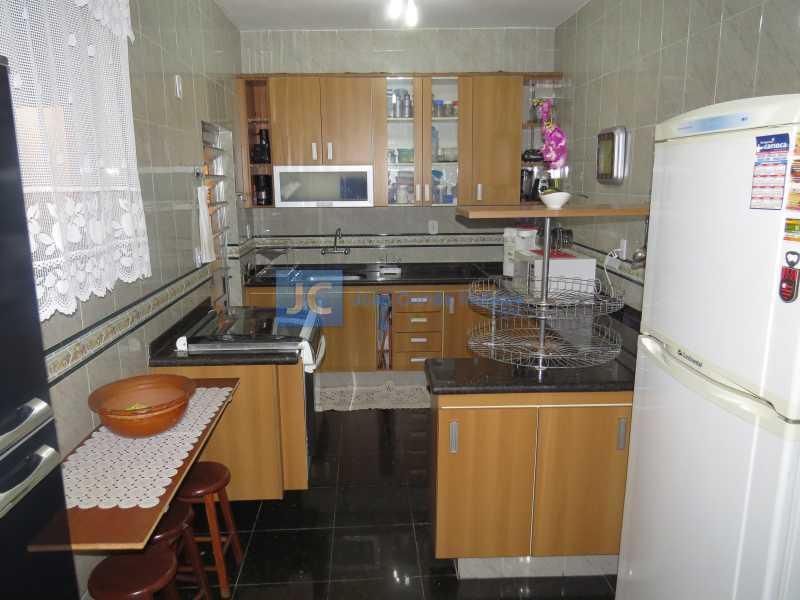 04 - Casa em Condomínio à venda Rua Juruviara,Méier, Rio de Janeiro - R$ 800.000 - CBCN30003 - 5