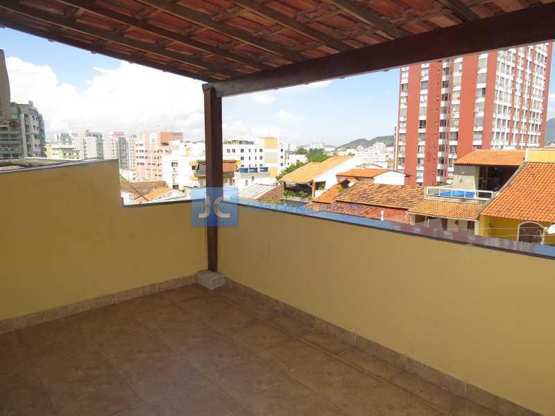 09 - Casa em Condomínio à venda Rua Juruviara,Méier, Rio de Janeiro - R$ 800.000 - CBCN30003 - 10