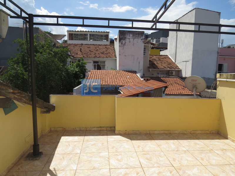 11 - Casa em Condomínio à venda Rua Juruviara,Méier, Rio de Janeiro - R$ 800.000 - CBCN30003 - 12