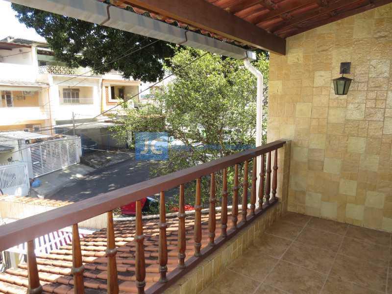 14 - Casa em Condomínio à venda Rua Juruviara,Méier, Rio de Janeiro - R$ 800.000 - CBCN30003 - 15