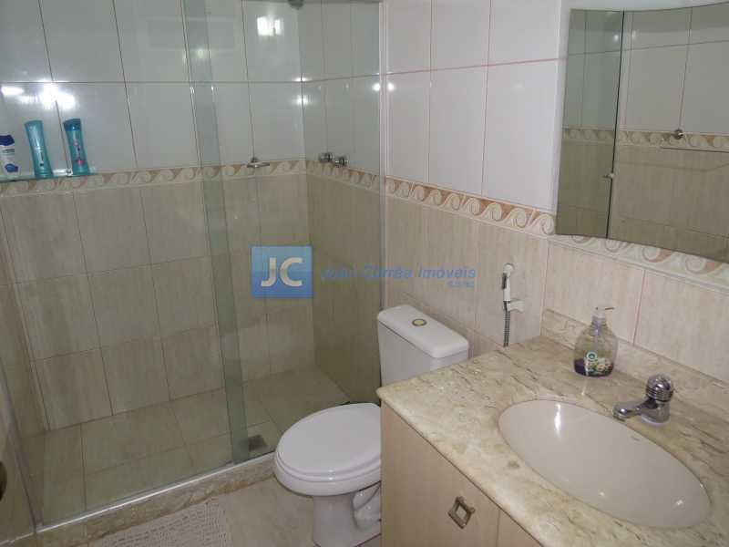 17 - Casa em Condomínio à venda Rua Juruviara,Méier, Rio de Janeiro - R$ 800.000 - CBCN30003 - 18