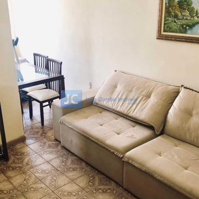 02 - Apartamento à venda Rua Tenente Costa,Méier, Rio de Janeiro - R$ 200.000 - CBAP20078 - 3