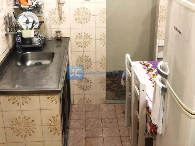 14 - Apartamento à venda Rua Tenente Costa,Méier, Rio de Janeiro - R$ 200.000 - CBAP20078 - 15