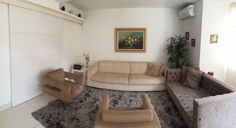 01 - Casa em Condomínio à venda Rua Jornalista Pierre Plancher,Barra da Tijuca, Rio de Janeiro - R$ 1.440.000 - CBCN30006 - 4