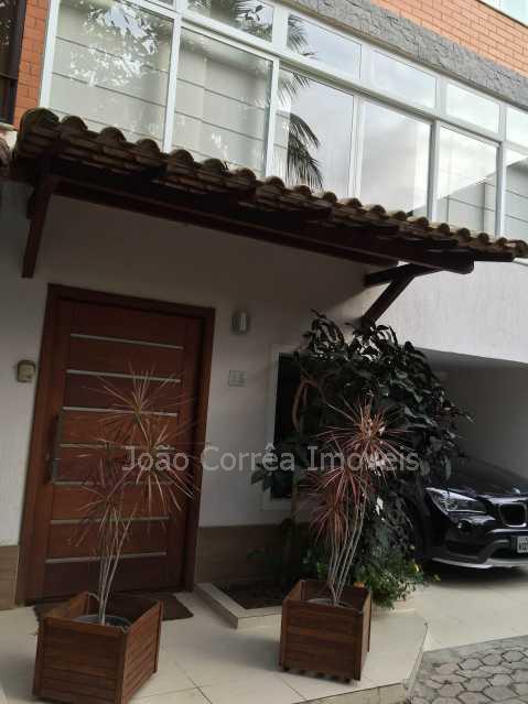 19 - Casa em Condomínio à venda Rua Jornalista Pierre Plancher,Barra da Tijuca, Rio de Janeiro - R$ 1.440.000 - CBCN30006 - 20