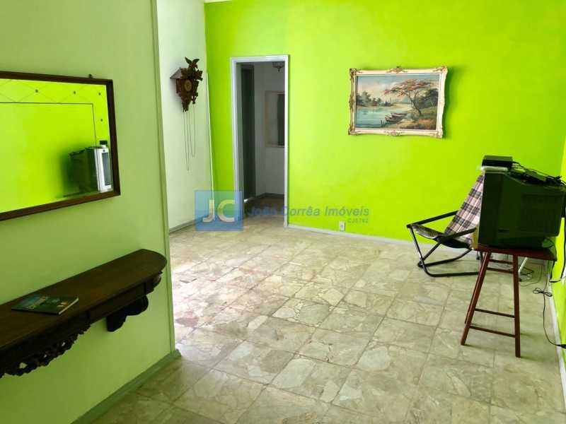 01 - Apartamento à venda Rua Getúlio,Cachambi, Rio de Janeiro - R$ 270.000 - CBAP20016 - 1