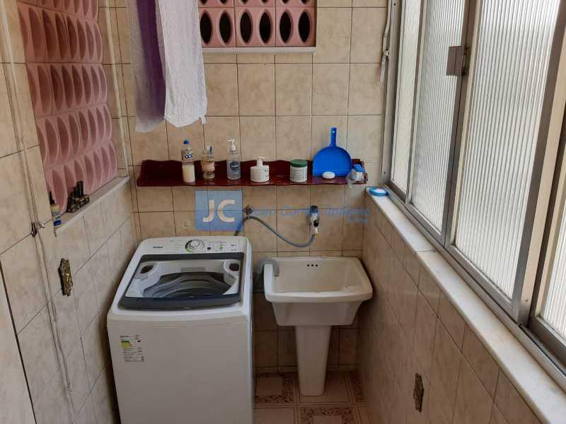 15 - Apartamento à venda Rua Getúlio,Cachambi, Rio de Janeiro - R$ 270.000 - CBAP20016 - 16