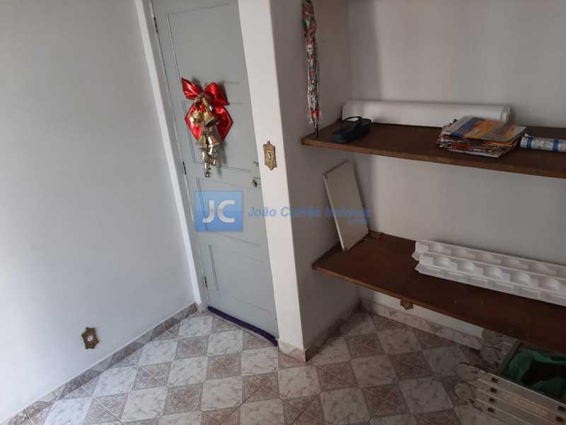 17 - Apartamento à venda Rua Getúlio,Cachambi, Rio de Janeiro - R$ 270.000 - CBAP20016 - 18