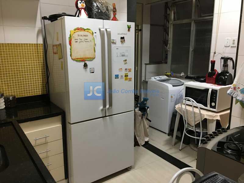 IMG_5790 - Apartamento à venda Rua Conde de Bonfim,Tijuca, Rio de Janeiro - R$ 465.000 - CBAP30061 - 11