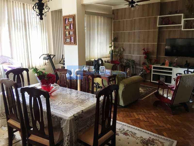 IMG_5810 - Apartamento à venda Rua Conde de Bonfim,Tijuca, Rio de Janeiro - R$ 465.000 - CBAP30061 - 1