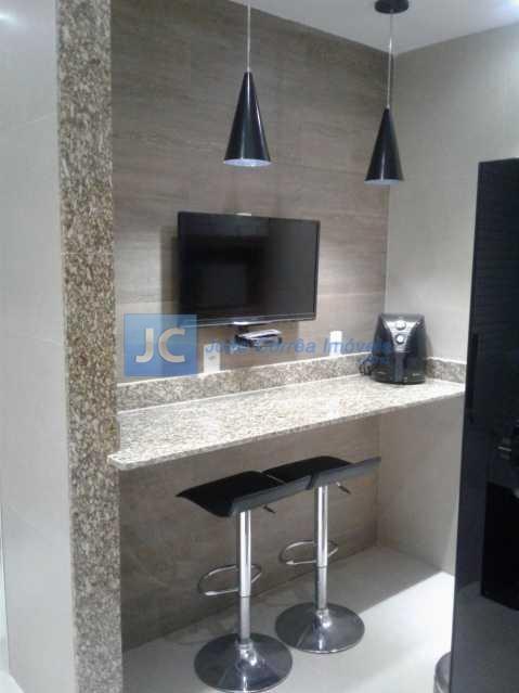 16 - Cobertura à venda Rua Getúlio,Cachambi, Rio de Janeiro - R$ 695.000 - CBCO30012 - 17