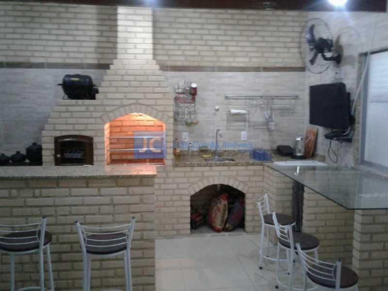 18 - Cobertura à venda Rua Getúlio,Cachambi, Rio de Janeiro - R$ 695.000 - CBCO30012 - 19