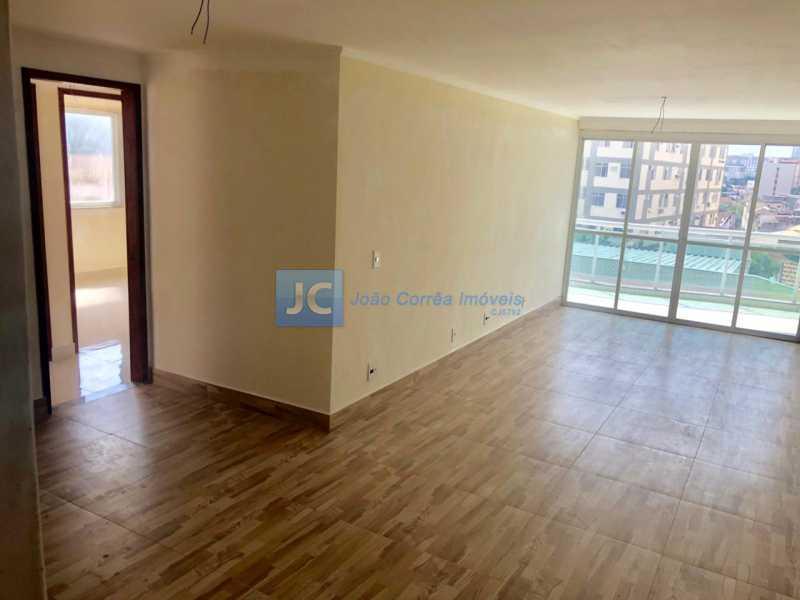 01 - Apartamento À Venda - Méier - Rio de Janeiro - RJ - CBAP30070 - 1