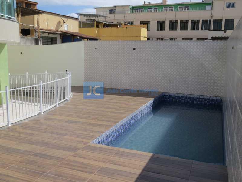 117 - Apartamento à venda Rua Visconde de Tocantins,Méier, Rio de Janeiro - R$ 605.000 - CBAP30072 - 18