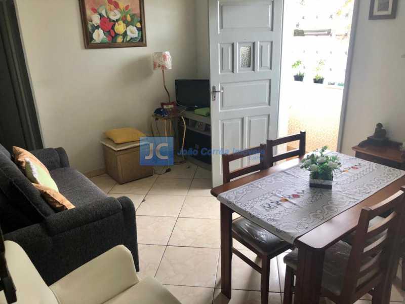 01 - Apartamento À Venda - Abolição - Rio de Janeiro - RJ - CBAP20159 - 1