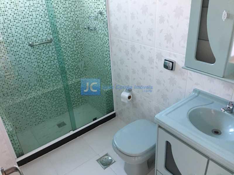 07 - Apartamento à venda Rua Odilon Araújo,Cachambi, Rio de Janeiro - R$ 330.000 - CBAP20165 - 8