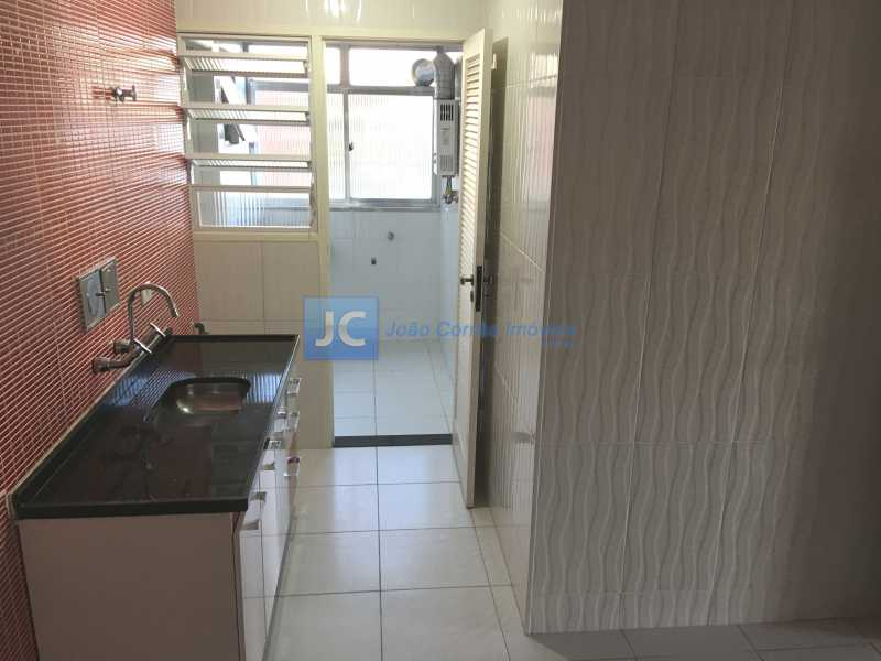 11 - Apartamento à venda Rua Odilon Araújo,Cachambi, Rio de Janeiro - R$ 330.000 - CBAP20165 - 12