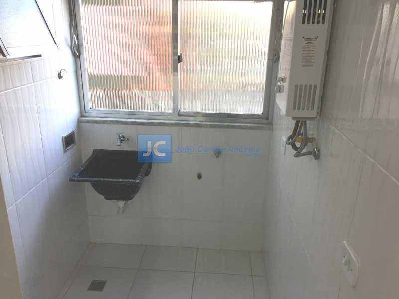 13 - Apartamento à venda Rua Odilon Araújo,Cachambi, Rio de Janeiro - R$ 330.000 - CBAP20165 - 14