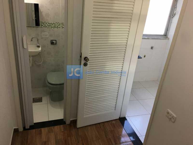 15 - Apartamento à venda Rua Odilon Araújo,Cachambi, Rio de Janeiro - R$ 330.000 - CBAP20165 - 16