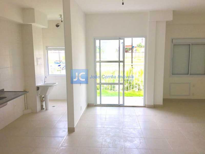 01 - Apartamento 3 quartos à venda Jacarepaguá, Rio de Janeiro - R$ 425.000 - CBAP30127 - 1