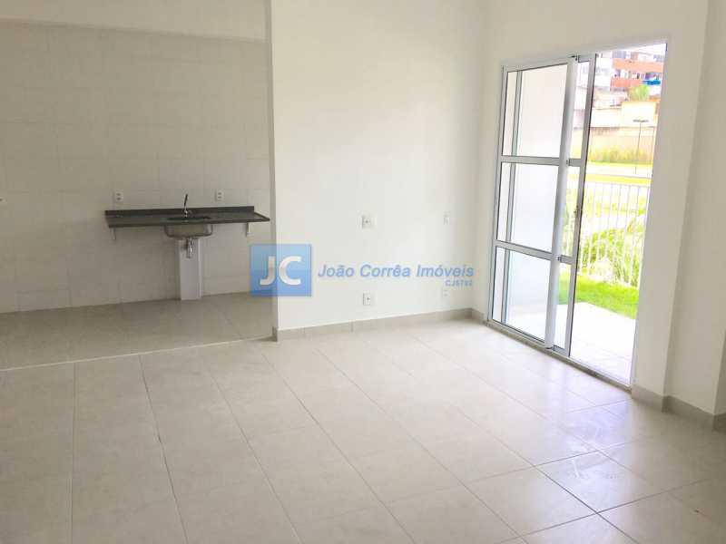 02 - Apartamento 3 quartos à venda Jacarepaguá, Rio de Janeiro - R$ 425.000 - CBAP30127 - 3