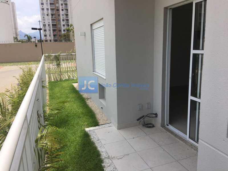 03 - Apartamento 3 quartos à venda Jacarepaguá, Rio de Janeiro - R$ 425.000 - CBAP30127 - 4