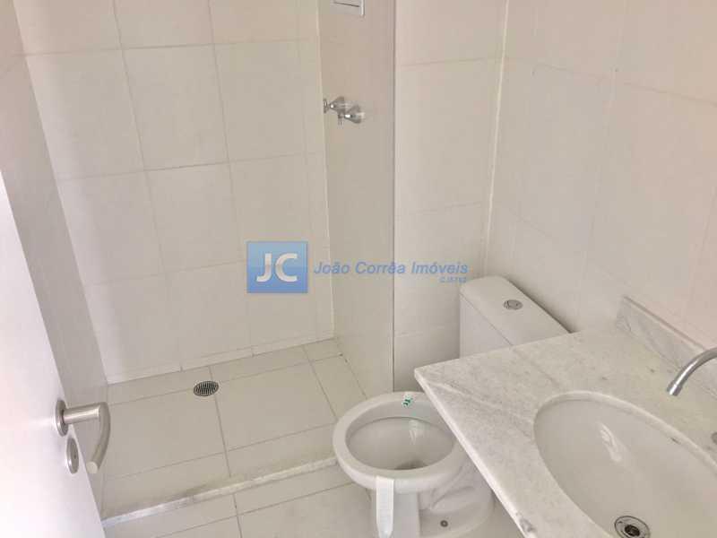 05 - Apartamento 3 quartos à venda Jacarepaguá, Rio de Janeiro - R$ 425.000 - CBAP30127 - 6