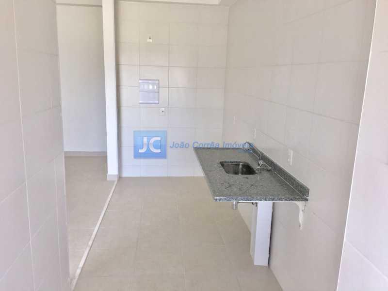 07 - Apartamento 3 quartos à venda Jacarepaguá, Rio de Janeiro - R$ 425.000 - CBAP30127 - 8